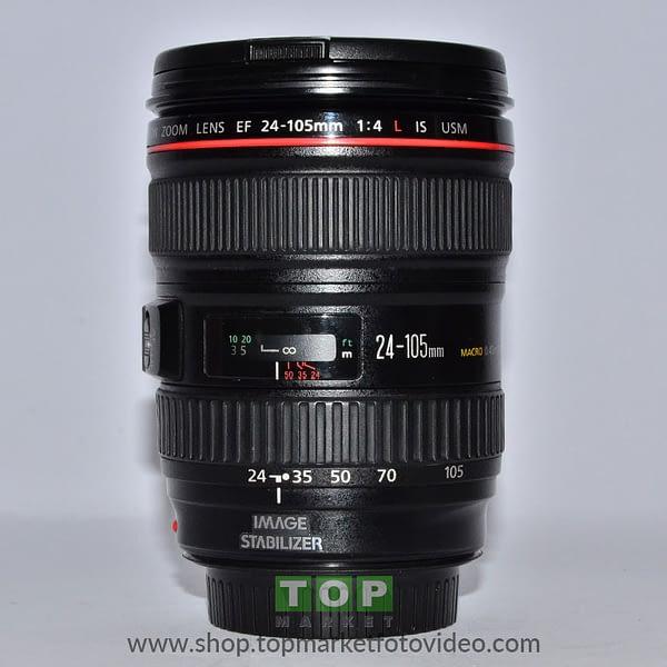 Canon Obiettivo EF 24-105mm 4 L IS USM