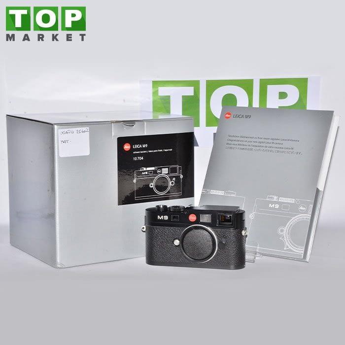 25402 Leica M9 Fotocamera Digitale (solo corpo)