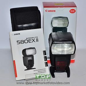 Canon Flash Speedlite 580EX II