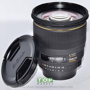 Sigma Obiettivo Nikon 24mm f/1.8 HSM
