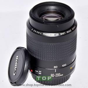 Canon Obiettivo 80-200mm f/4.5-5.6 II