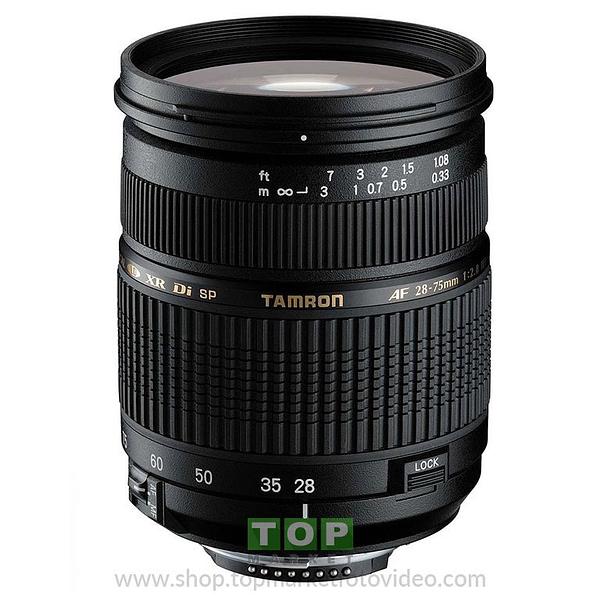 Tamron Obiettivo Canon EOS 28-200mm f/3.8-5.6 XR DI