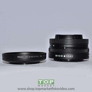 Nikon Z 16-50mm 3.5-6.3 VR