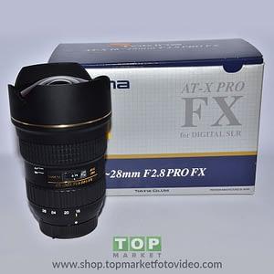 Tokina Obiettivo Nikon AT-X PRO 16-28mm f/2,8 IF FX