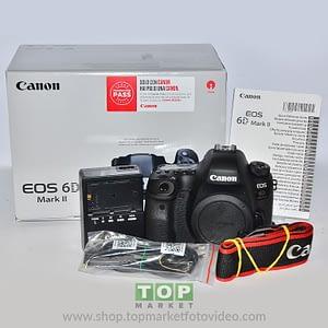 Canon EOS 6D Mk II (solo corpo)