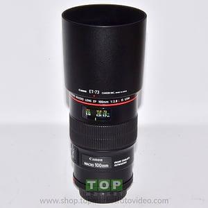 Canon Obiettivo EF 100mm f/2.8 L IS USM Macro