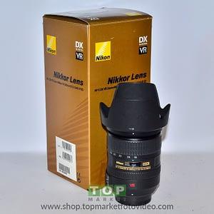 Nikon AF-S 18-200mm f/3.5-5.6 G DX VR