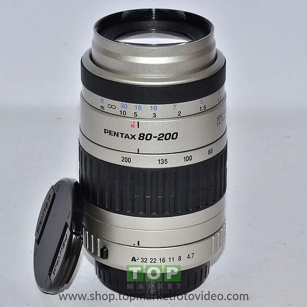 Pentax Obiettivo 80-200mm f/4.7-5.6 SMC