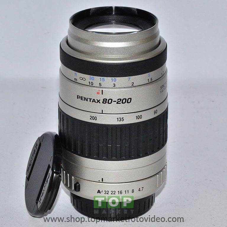 27443 Pentax Obiettivo 80-200mm f/4.7-5.6 SMC