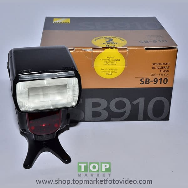 Nikon Flash Speedlight SB-910