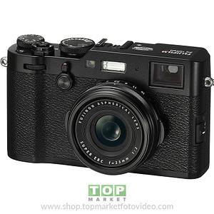 Fujifilm Compatta X100F Black