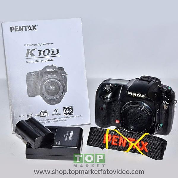 Pentax K10D (solo corpo)