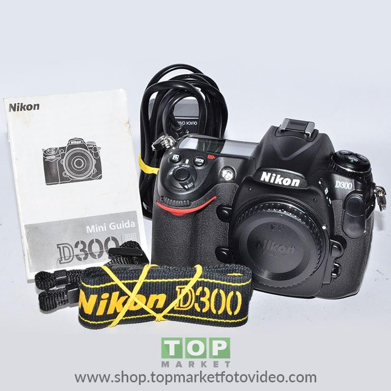 27437 Nikon D300 (solo corpo)