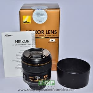 Nikon Obiettivo AF-S 85mm f/1.4 G ED