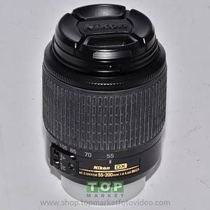 Nikon Obiettivo AF-S ED 55-200mm f/4-5.6 G