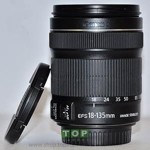 Canon Obiettivo EF-S 18-135mm f/3.5-5.6 IS STM