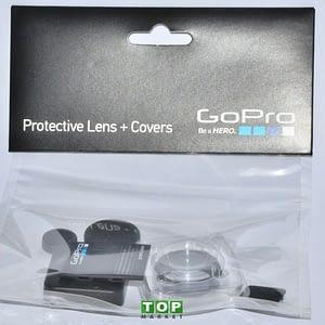 GOPRO ALCAK302 150093 PROTECTIVE LENS & COVERS (LENTE PROTETTIVA E TAPPI)