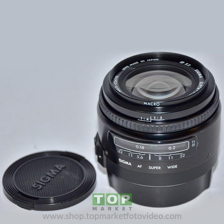 26893 Sigma Obiettivo Canon 24mm f/2.8