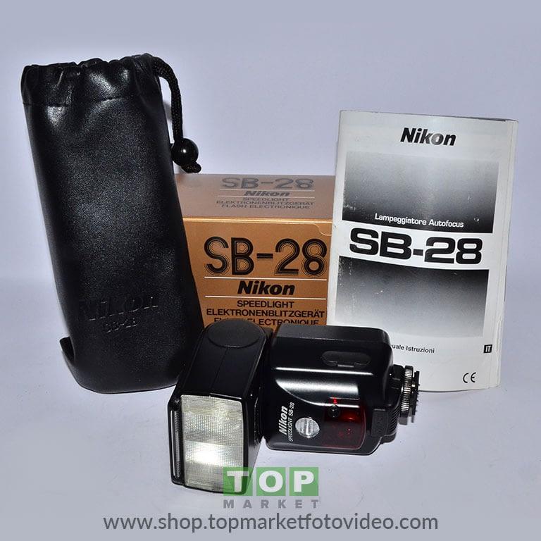 27688 Nikon Flash Speedlight SB28