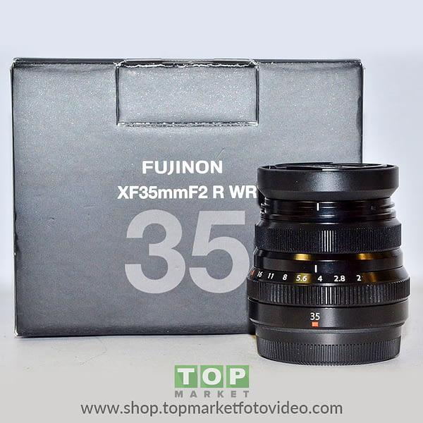 Fujifilm Obiettivo XF 35mm f/2 R WR