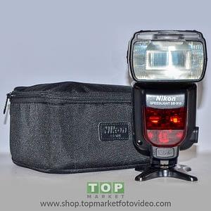 27196 Nikon Flash Speedlight SB-910