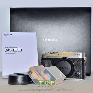 Fujifilm X-E3 (solo corpo)