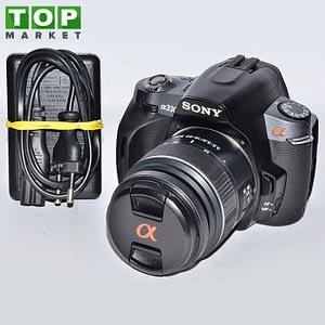 Sony Alpha 330 + Obiettivo 18-55mm