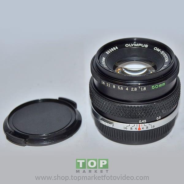 Olympus Obiettivo 50mm f/1.8 S