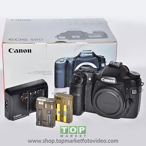Canon EOS 50D (solo corpo)
