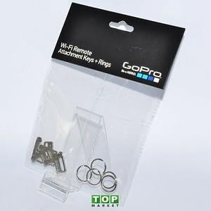 GOPRO AWFKY001 150075 WI-FI ATTACHEMENT KEYS & RINGS