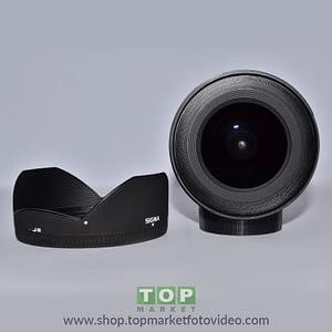 Sigma Obiettivo Nikon 10-20 3,5 HSM Macro