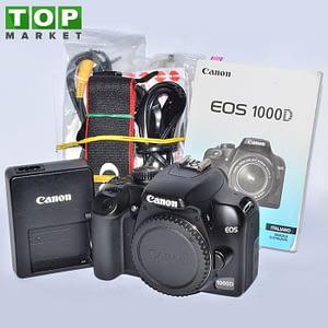 Canon EOS 1000D (solo corpo)