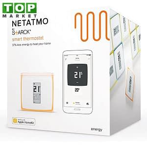 Netatmo NTH01-IT-EC Termostato Wifi