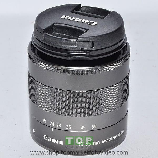 Canon Obiettivo EF-M 18-55mm IS STM