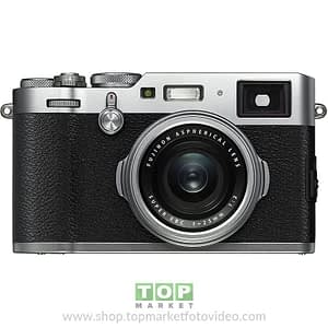 Fujifilm Compatta X100F Silver