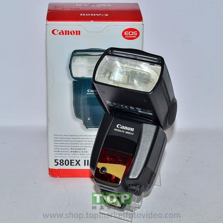 26934 Canon Flash Speedlite 580EX II