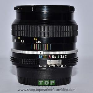 Nikon Obiettivo 50 f/2 AI