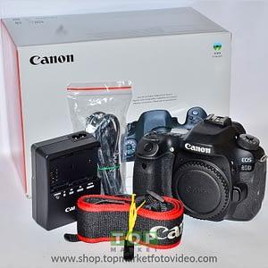 Canon EOS 80D (solo corpo)