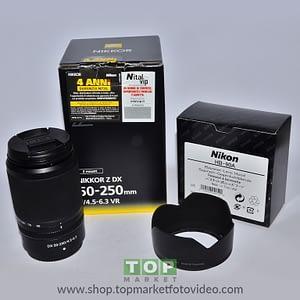 Nikon Z 50-250mm 4.5-6.3 VR