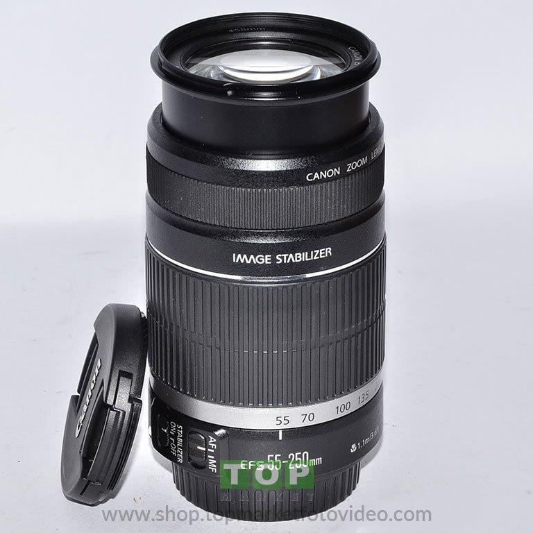 26870 Canon Obiettivo 55-250mm f/4-5.6 IS