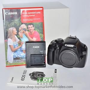 Canon EOS 1100D (solo corpo)