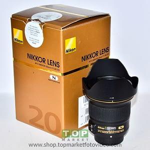 Nikon Obiettivo AF-S 20mm f/1.8 G ED