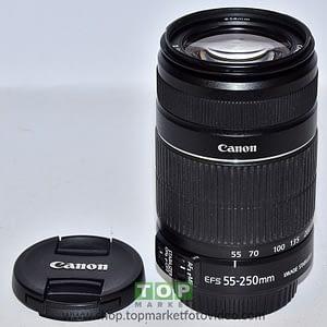 Canon Obiettivo EF-S 55-250mm f/4-5.6 IS II