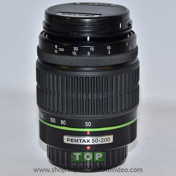 Pentax Obiettivo DA 50-200mm f/4-5.6 ED