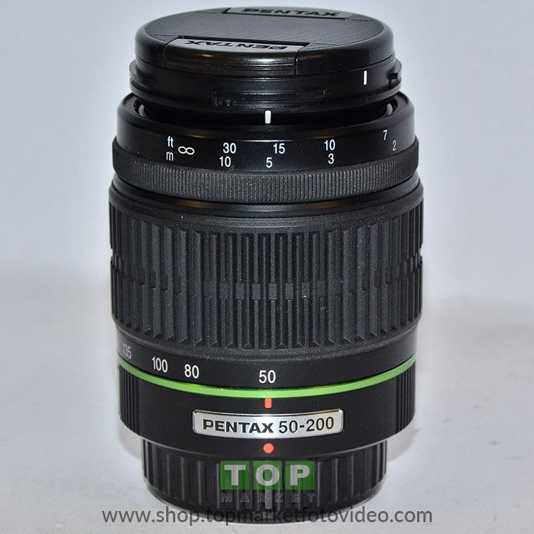 27095 Pentax Obiettivo DA 50-200mm f/4-5.6 ED