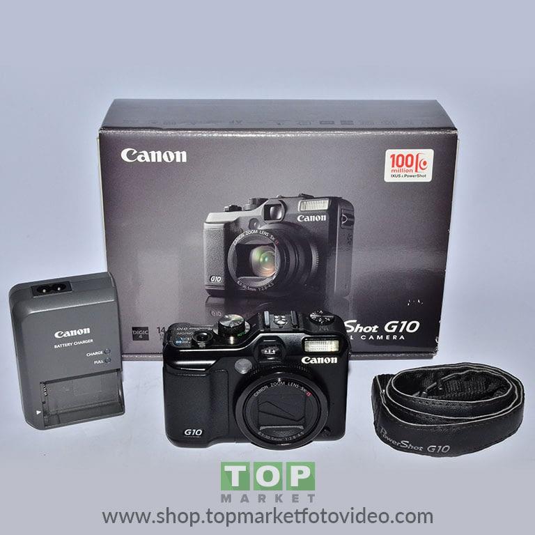 27665 Canon Powershot G10