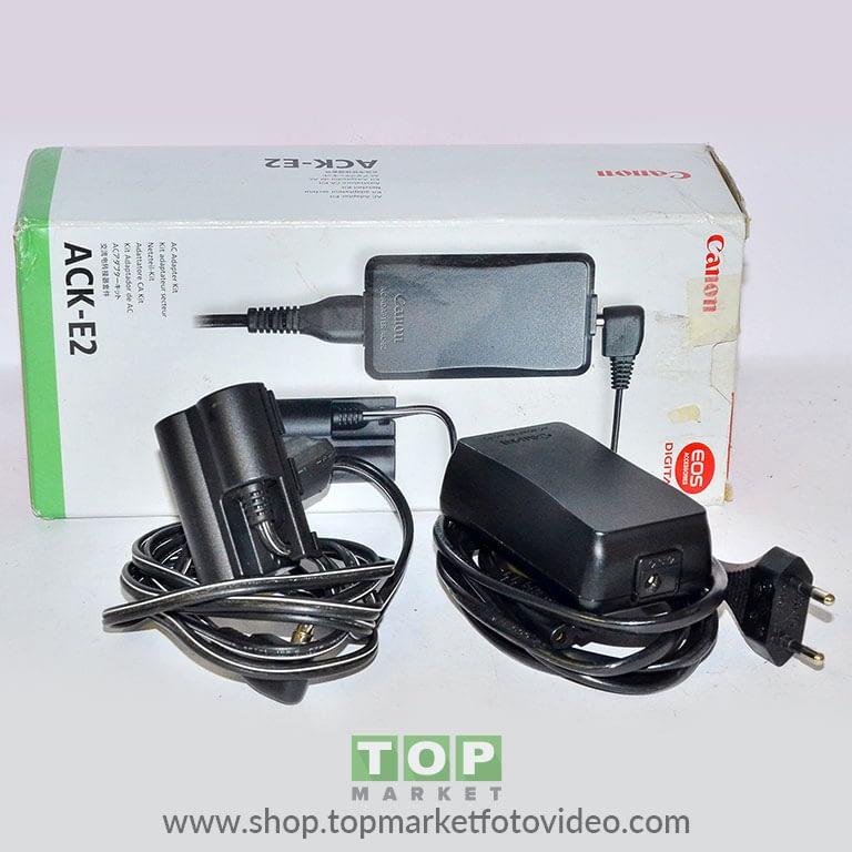 27145 Canon ACK-E2 Alimentatore EOS 50D