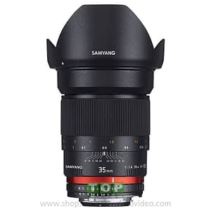 Samyang Obiettivo Canon EF 35mm f/1.4