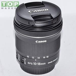 Canon Obiettivo 10-18mm f/4.5-5.6 IS STM