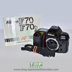 Nikon F70 (solo corpo)